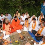 Bhumi Pujan of the Patanjali Houston Center - 2