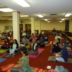 Pranayam session (contd.)
