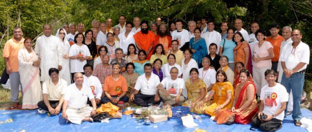 Bhumi Pujan of the Patanjali Houston Center - 1