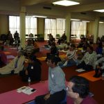 During the Yog presentation session