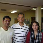 Amit & Mona Modi with Shekharji